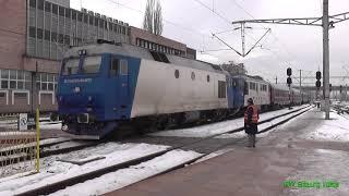 134 Trenuri in Cluj / Trains in Cluj - 18.Ian.2019
