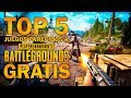 TOP 5 Juegos Parecidos a PLAYERSUNKNOWN'S BATTLEGROUNDS GRATIS| + Links 2017