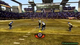 Blitz: The League II - 2013 Season Wk 3 - Chicago Gangsters vs Houston Riders - 2nd Half - HD