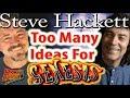 Capture de la vidéo Interview: Steve Hackett Had Too Many Ideas To Stay In Genesis