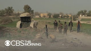 While White House claims ISIS is defeated in Syria, front lines tell different story