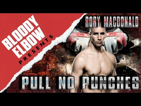 Pull No Punches 14 - Rory MacDonald Expecting a Boy, Talks Bellator 220 & More
