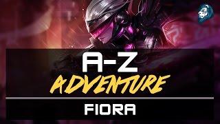 Fervor FIORA vs Thunderlords Jax - A-Z Adventure - Episode 26