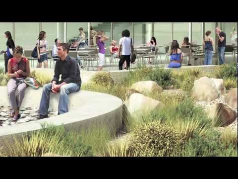 Architecture Preview: Los Angeles Valley College Monarch Center