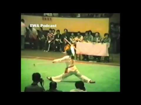 Old School - China National Championships / Li Rong Mei - Shuang Qiang