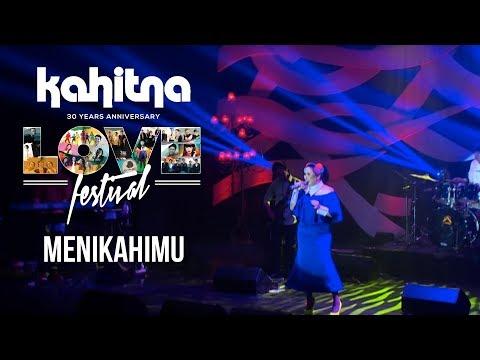 Titi DJ - Menikahimu | (Kahitna Love Festival)