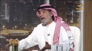 الهويريني يحكي فكرة فيلم (الطوفان).. الفيلم الذي يحلم بإخراجه