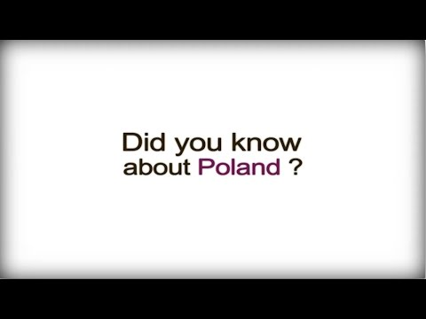 Did you know? - Poland - Polish Business Culture video