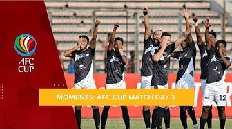 #AFCCup2020 : Moments - ACC 2020 Match Day 3