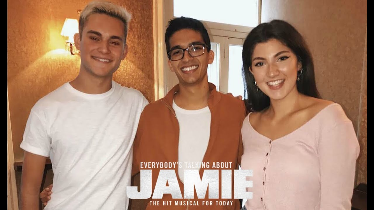 @Jamie.Musical Interviews Luke Latchman from 'Everybody's Talking About Jamie'!