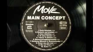 Main Concept - Immer das alte Lied ft. Absolute Beginner & MC Rene - Coole Scheiße (1994)