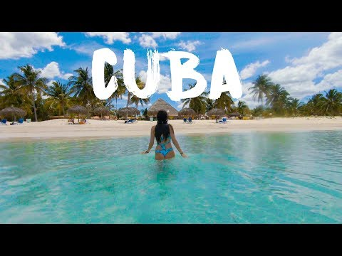 CUBA TRIP 2018 - GoPro HERO 6 Travel video adventure