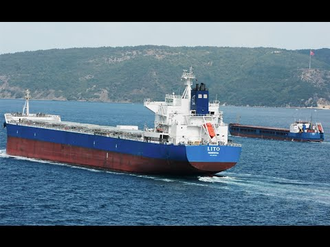 ShipSpotting Istanbul Strait - August 2014 (Part 4)