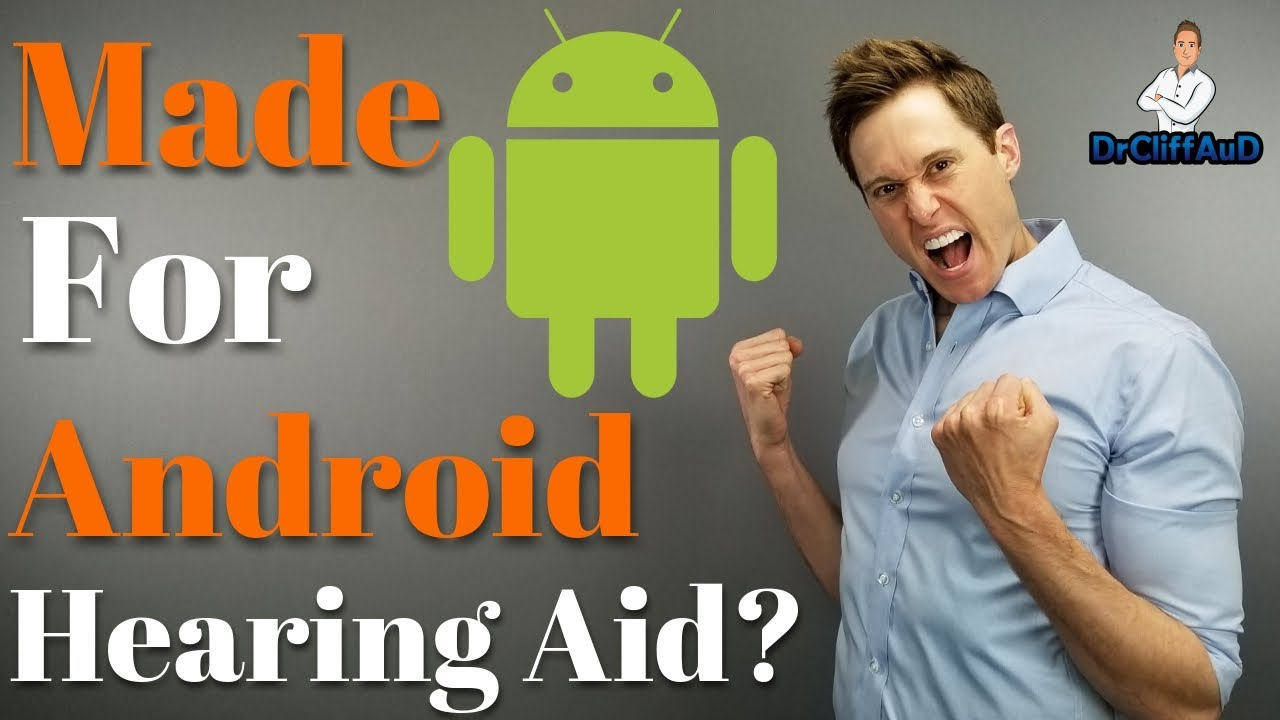 NEW Made For Android Hearing Aids | ReSound LiNX Quattro Annouoncement