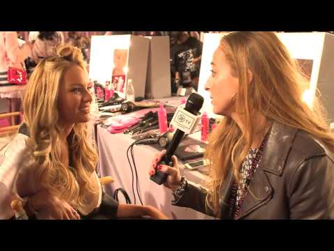 Victorias Secret Fashion Show 2014 Backstage Refinery