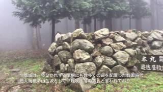 日本五大山城「七尾城」 【いしかわの動画 Beautiful ISHIKAWA】