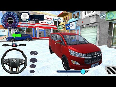 Lái Toyota Innova ra ngân hàng gửi tiền | Car Simulator Vietnam ▪ #2 | NTB gameplay