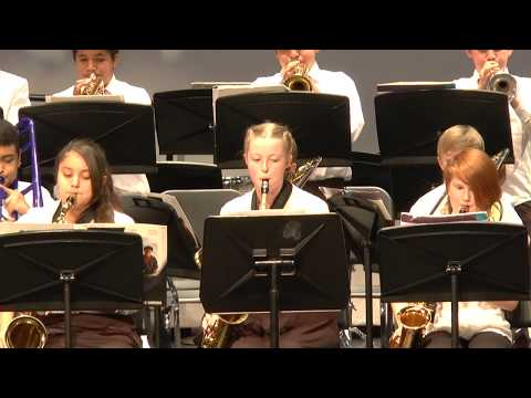 Wood River Middle School Jazz Band 2015-2016