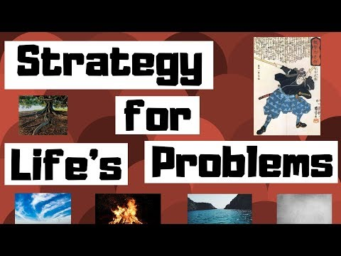 book-of-5-five-rings---miyamoto-musashi's-strategies-for-life's-problems