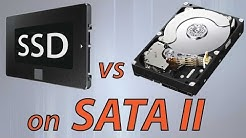 Is SSD Worth It on SATA2 ? | SSD vs HDD Real World Comparisons