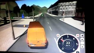 Utility vehicle simulator 2012
