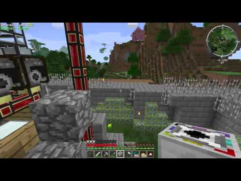 Minecraft Space Chickens – S3E18 – Jeff's Journey