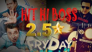 BOLLYWOOD NEWS MOVIE FRYDAY FIRST DAY LAST SHOW PUBLIC REVIEWS