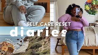 A WHOLESOME SELF CĄRE RESET: how to be your best self   JNAYDAILY