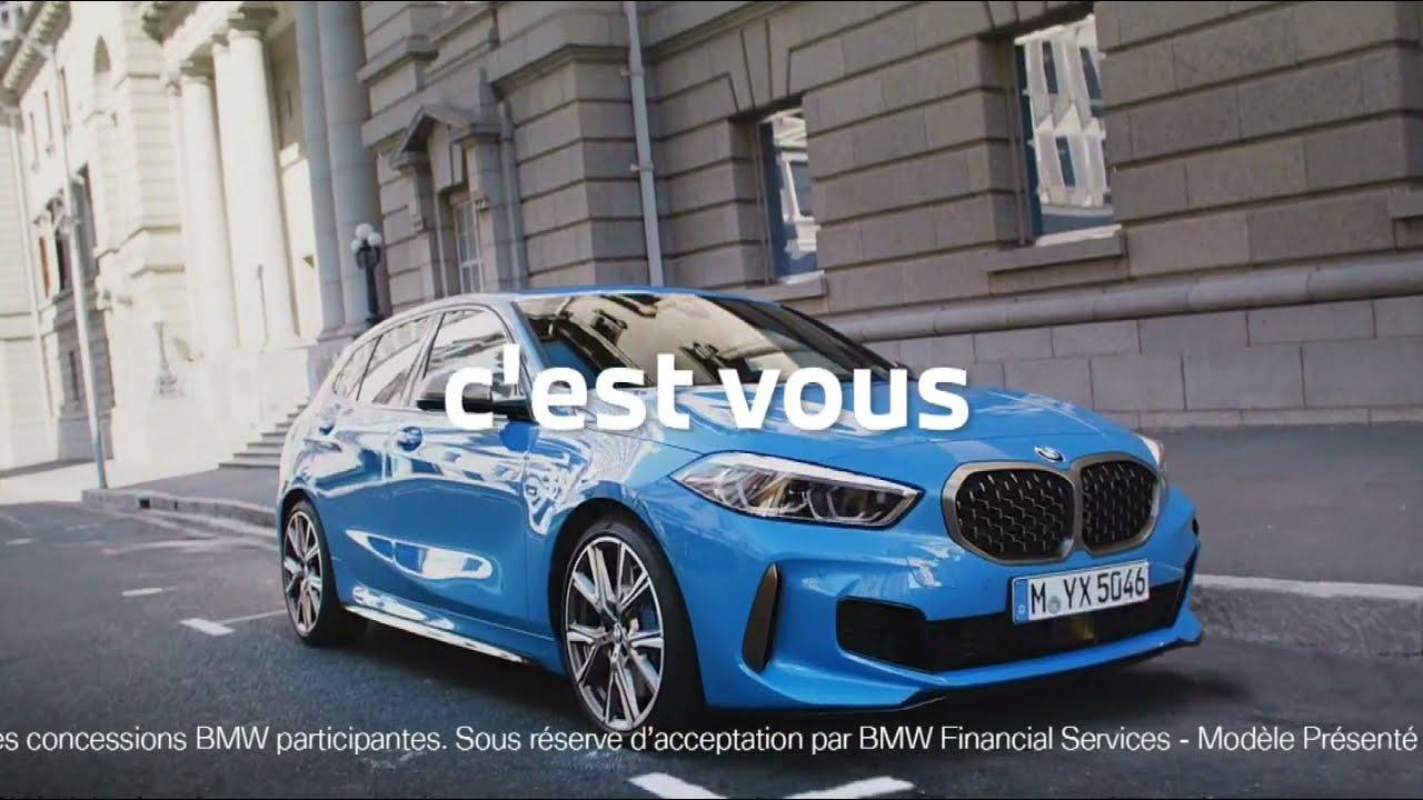 """Musique de la pub BMW Serie 1 Edition Sport """"la seule chose qui lui manque c'est vous""""  Mai 2021"""