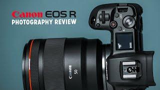 Огляд Canon EOS і R (для фото)