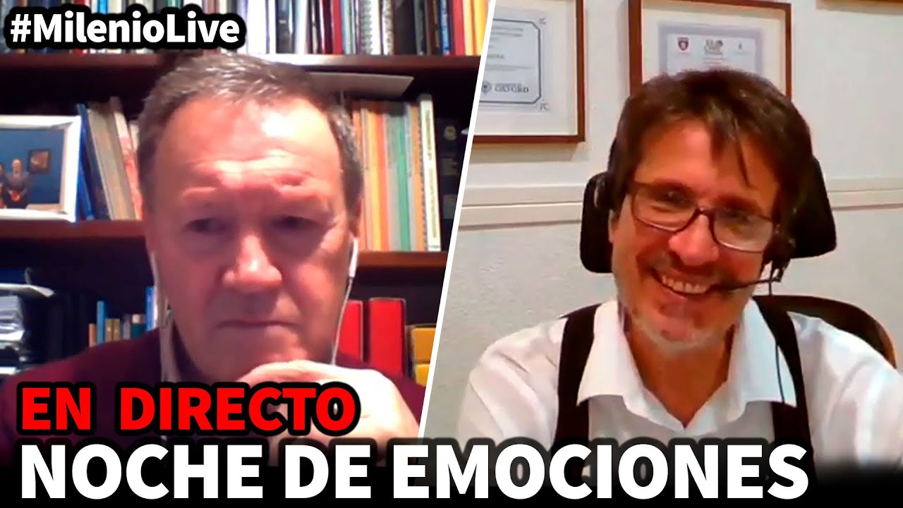 Noche de emociones | #MilenioLive | Programa T2x33 (25/04/2020)