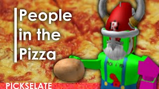Roblox: People in the Pizza
