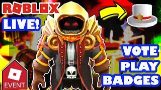 🔴 ROBLOX LIVE | LAST DAY BEFORE RTHRO! Let