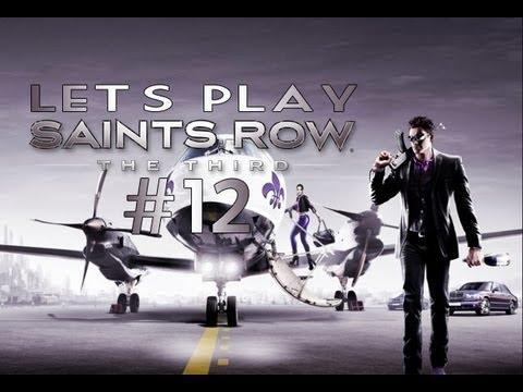 Let's Play Saints Row: The Third #012 - Chaos vorm Sexshop [HD+uncut]