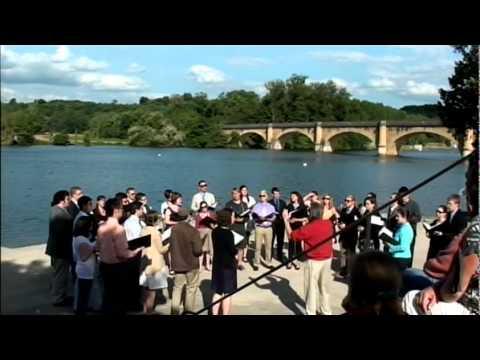 U Maryland Chamber Singers, Hark I hear the harps eternal (Parker