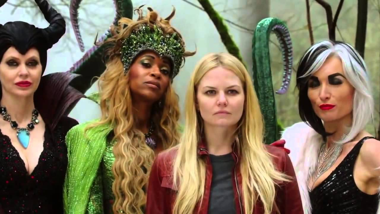 Once upon a time-Promo temporada 4 (Oscars 2015) - YouTube