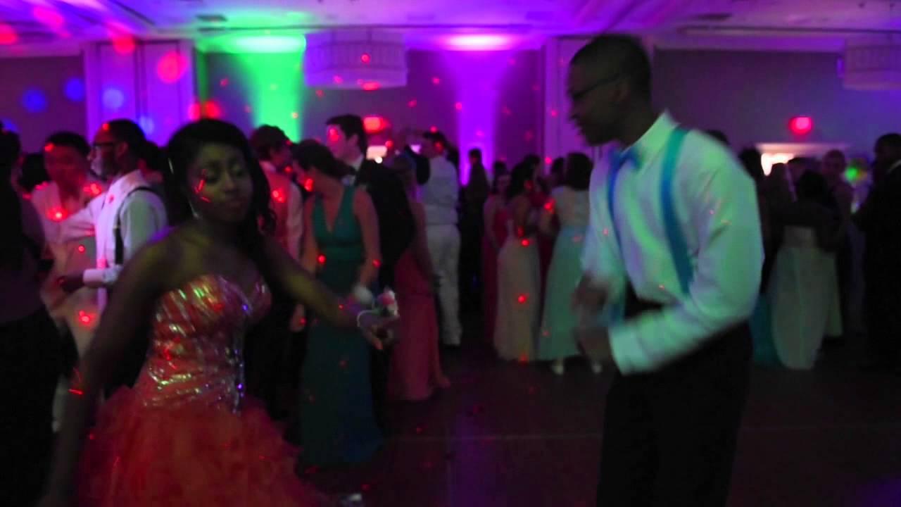 Skyline High School Students Get Down On The Dance Floor