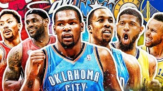 7 BEST NBA TEAMS IF EVERY PLAYER WAS IN THEIR PRIME