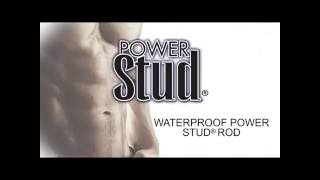 Вибратор Waterproof Power Stud Rod Краснодар