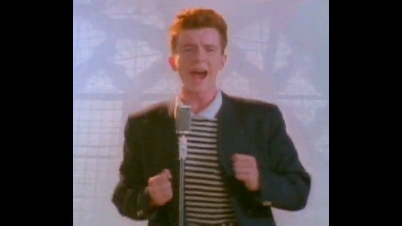 Rick Roll Websites Youtube
