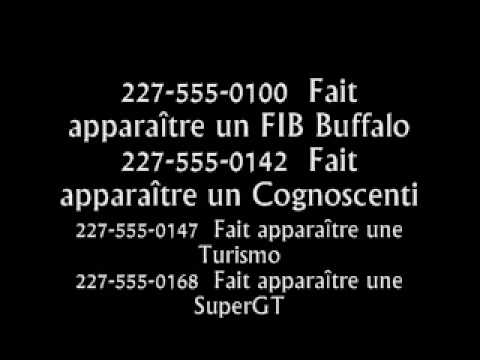 <b>Grand Theft Auto IV Cheat Codes</b> (<b>PS3</b>) - YouTube