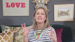 How to style your living room by Sophie Robinson