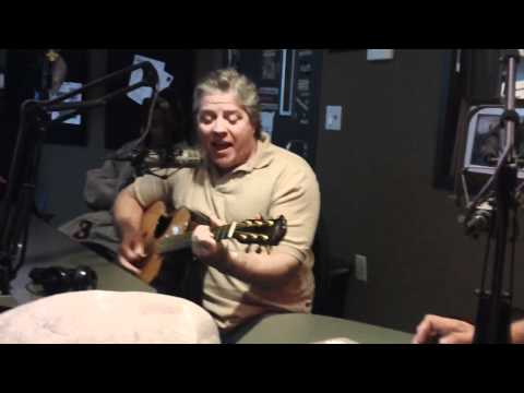 Tom Wilson (Biff) performs The Question Song on WEBN
