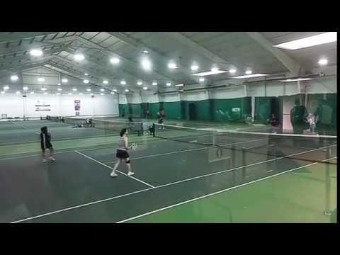 Business Ladies Wednesday Tennis Practice