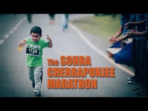 the SOHRA CHERRAPUNJEE MARATHON 2015 ~ aftermovie ~