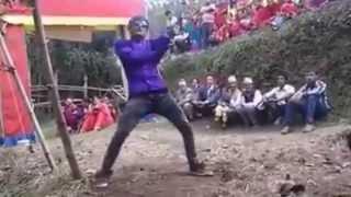 Break Dance in Panche Baja
