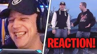 NOSTALGIE😂 REAKTION auf ELoTRiX zeigt sich im Real Life ❘ MontanaBlack Reaktion