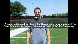 Stuart Kenworthy Top # 5 Facts