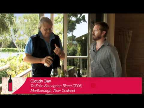 Wine Review: New Zealand Wine Week - Cloudy Bay - Sauvignon Blanc - Episode 76