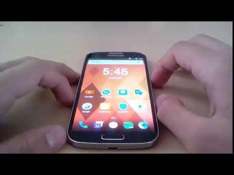 Samsung Galaxy S4 (i9500) Root Ve Android 7 / 6 Yükleme (Türkçe)
